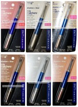 MAYBELLINE* Dual-Ended Wand MIX MATCHERS Shadow+Liner *YOU CHOOSE* Disco... - $8.10