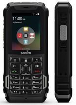 NEW Sonim XP5 | 4G LTE (GSM UNLOCKED) Rugged Waterproof Military XP5700 - Black