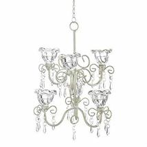 Gallery of Light Decorative Candle Chandelier, Hanging Chandelier Candle... - $37.99