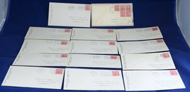 14 General Pulaski Issue Scott #690 FDC Cover Collection USA Postage Sta... - $41.40