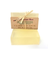 4 oz PURE OLIVE OIL FACIAL SOAP Unscented 100% Natural Face Body Glyceri... - $4.00