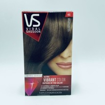 Vidal Sassoon Pro Series Ultra Vibrant 6G Light Golden Brown Permanent Dye New - $14.99
