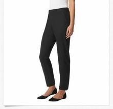 Neuf 32 Degrees Femmes Pantalon Noir Longueur Cheville Extensible A Enfiler, image 2