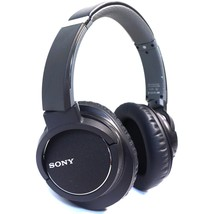 Sony MDR-ZX770BN/B Bluetooth and Noise Canceling Headset - Black - $160.57