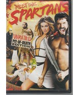 Meet the Spartans - Unrated Pit-of-Death Edition - DVD - 20th Century Fo... - $1.18