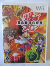 Bakugan Battle Brawlers  (Wii, 2009) - $7.69