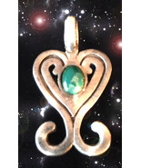 HAUNTED NECKLACE PORTAL OF WEALTH RICHES AND WINDFALLS EXTREME MAGICK OOAK  - $9,003.77