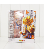 11.5-17cm Dragon Ball Z Figure SHF S.H.Figuarts Super Saiyan Son Goku Ve... - $39.59+