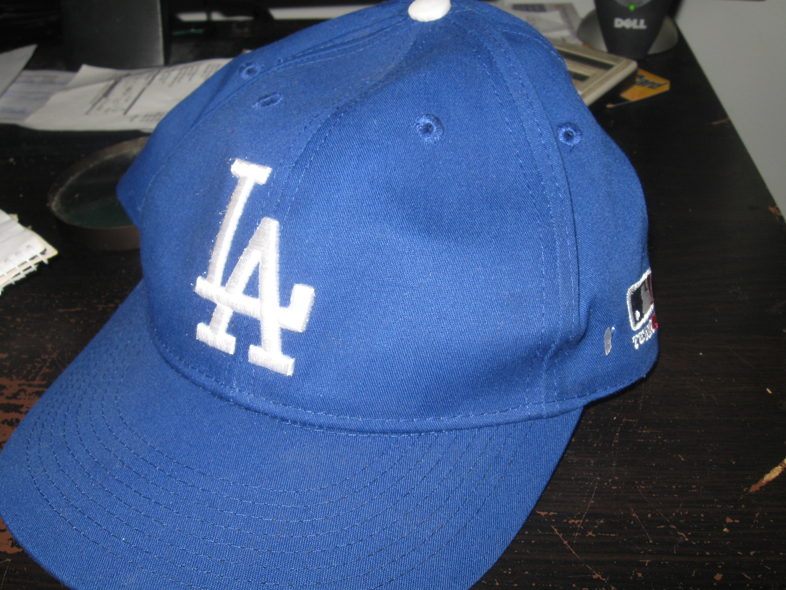Primary image for LA DODGERS YOUTH HAT PLAYOFFS!