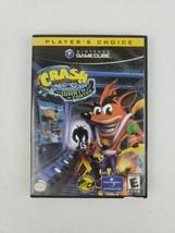 Crash Bandicoot: The Wrath of Cortex (Nintendo GameCube, 2002) Tested & ... - $27.77