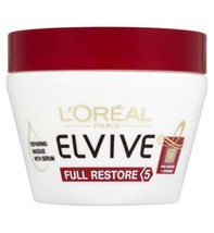 L'Oreal Elvive Full Restore 5 Damaged Hair Mask 300ml - $16.10