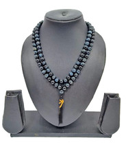 Hawk Eye Rosary Prayer Jaap Tibetan Buddhist Mala 108+1 - $90.00