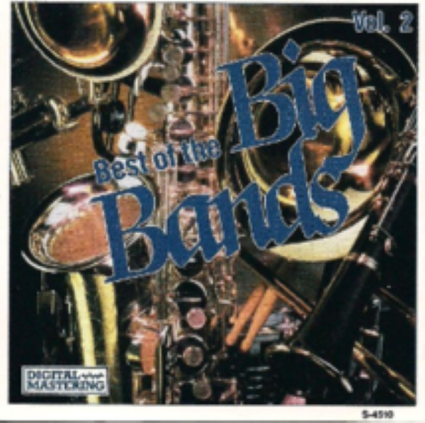 Best Of The Big Bands Volume II by Various Artists Cd