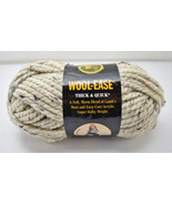 Lion Brand Wool-Ease Thick & Quick Acrylic/Wool Blend Yarn 1 Skein Oatme... - $9.45
