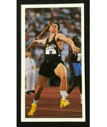 1992 Brooke Bond Olympic Challenge #38 STEVE BACKLEY Card - $1.24