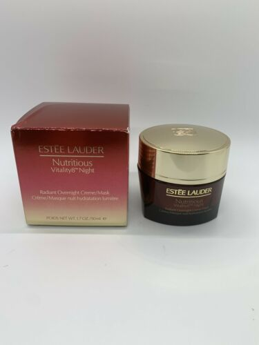Primary image for ESTEE LAUDER NUTRITIOUS VITALITY8 NIGHT 1.7 OZ / 50 ML