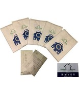 Miele Vacuum Bags G&N Canister 5 Bags & 2 Filters NEW LOWERED PRICING  - $8.99