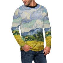 Vincent Van Gogh Fine Art Painting Mens Longsleeve Tee - $44.99+