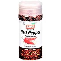 Badia Crushed Red Pepper 4.5 Oz - $11.80