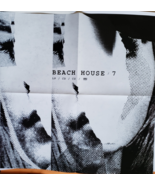 """Beach House """"7""""  21 x 21 Double-Sided Promo Poster, new - $24.95"""