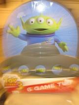 WDW DISNEY PIXAR TOY STORY 3 6 GAME TUB BRAND NEW - $39.99