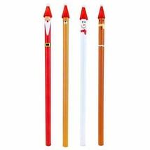 Christmas Characters Pencil, christmas/Birthday Gift/Present/Stocking Fi... - $2.58