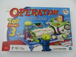 Operation Toy Story 3 Board Game Buzz Lightyear Hasbro 2009 - $11.87