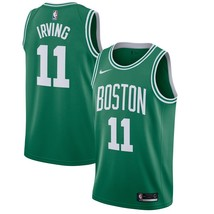 Nike NBA Youth Kyrie Irving Boston Celtics Official Swingman Jersey Dri-Fit - $39.99