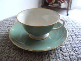 Franciscan cup and saucer (Palomar) 7 available - $8.86