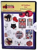 Amazing Designs All Hallows Eve Ricamo CD, ADP-70J - $89.77