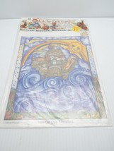 Iron-On Transfer Seitec Noah's Ark Cache Junction Dye 3-103 And It Poured - $6.00