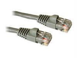 7 ft CAT5e Snagless Patch Cable Grey - $4.57+