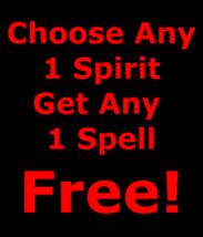 Sale Free Freebie Buy 1 Booth Spirit Get One Spell Free Betweenallworlds... - $0.00