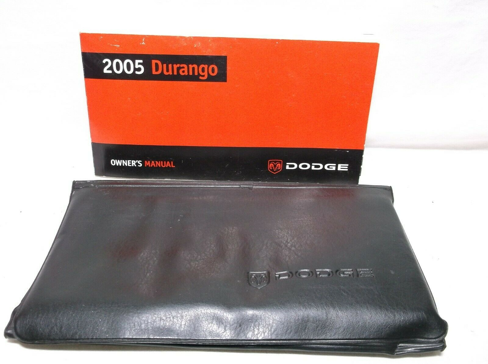 2005..05 DODGE DURANGO /OWNER'S/OPERATOR/USER MANUAL/ BOOK/GUIDE/CASE