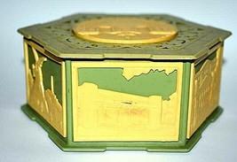 Beautiful Box Voloshilovolgrad Attractions Plastic Vintage Unique Amazin... - $69.30