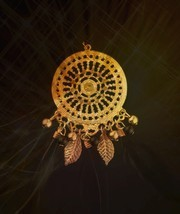 HAUNTED SHAMAN Dream catcher RARE TO MYSTICAL WORLD gateway to power guide - $777.33