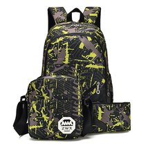 Samaz Kids Backpack 3Pcs Lightweight Casual School Backpacks for Girls Boys - $35.99