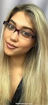 New Mikli by ALAIN MIKLI M 0820 03 52mm Semi-Rimless Women's Eyeglasses Frame - $99.99