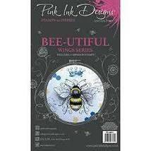 Bee-utiful Stamp Set.  Pink Ink Design