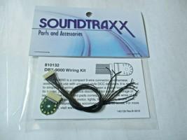 Soundtraxx 810132 DBX-9000 Loco-to-Tender Wire Harness Kit image 2