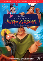 (Used) Disney's The Emperor's New Groove: The New Groove Edition DVD - $4.99