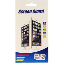 Standard Screen Guard for Apple iPhone 6s Plus/6 Plus - Clear - $5.49