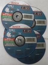 """Bosch CC1M700 7"""" x 1/8"""" x 5/8"""" Metal Cutting Grinding Wheel 5pcs. - $5.45"""