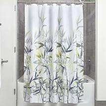 InterDesign Anzu Fabric Shower Curtain for Master, Guest, Kids', College... - $9.96