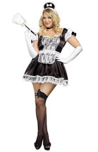 Maid For You Plus Size Costume - $22.99