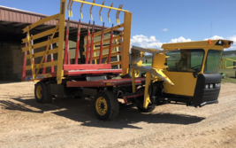 2008 NEW HOLLAND H9870 For Sale In Durango, Colorado image 2