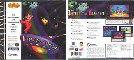 Corel's The Interactive Alphabet (CD, 1995) for Win/Mac - NEW CD in SLEEVE - $4.98
