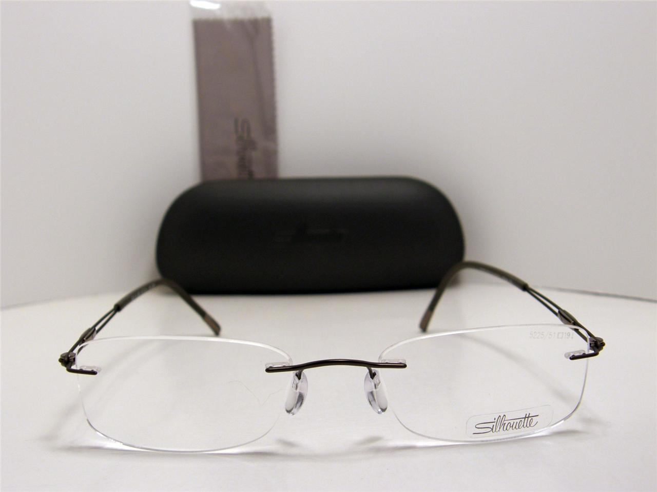 a8c633be11e New Authentic Silhouette Titanium Eyeglasses and 50 similar items