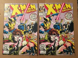 X-MEN ADVENTURES #1 Marvel Comic Book 1992 VF+/NM 1st Issue 1st Print 2 ... - $6.29