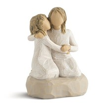 Willow Tree Sister mine, sculpted hand-painted figure - $55.39